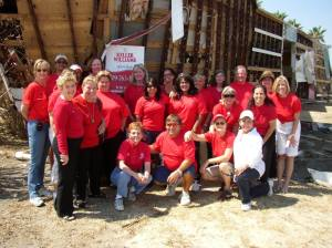 Keller Williams Galveston clothing distribution at S.S. Minnow